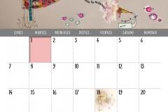 Calendario 2018 - Mayo