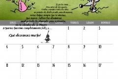 Calendario 2018 - Junio